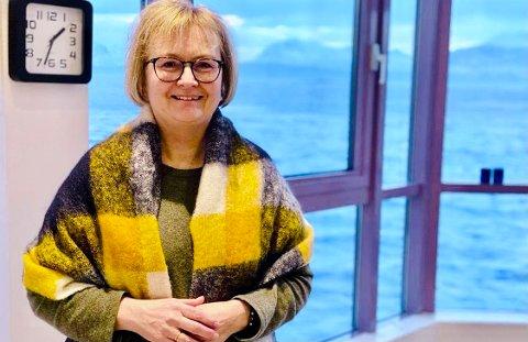 VAKSINEKOORDINATOR: Lise Voktor sier at Harstad er rustet til å gi store deler av befolkningen koronavaksine på kort tid.