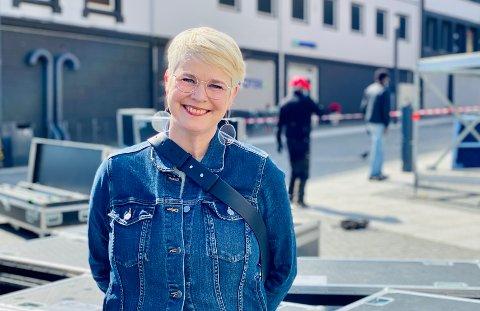Før årets festspill er rigget ned, gleder direktør Ragnheiður Skúladóttir seg allerede til neste år.
