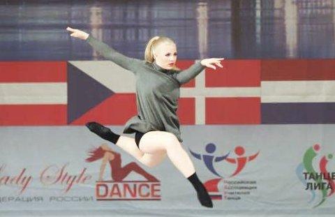 TOK GULL, SØLV OG BRONSE: Marielle Moen Lindbeck (16) tok flere EM-medaljer. Foto: Privat