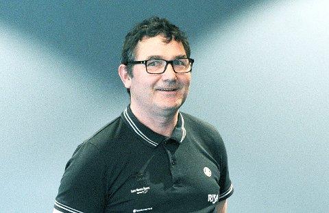 HÅNDBALLTOPP: Trond Knutsen tar to nye år som leder for Norsk Topphåndball.