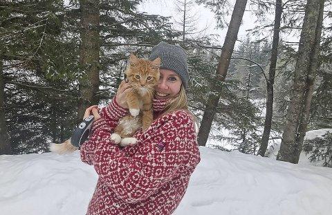 Då matmor Lene henta Primus i Skånevik heilt i starten av 2018, var det ingen av dei som hadde trudd at Primus ville bli ei stjerne på Instagram.