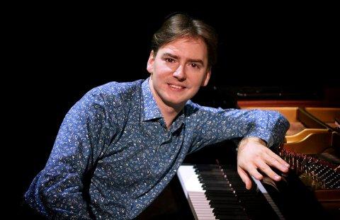 KOMMER TILBAKE: Greg Niemczuk hyller Beethoven under sin konsert i musikkteatret torsdag 6. februar.