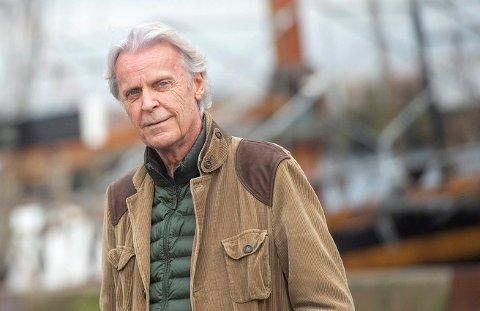 KOMMER: Göran Fristorp spiller i Christians kjeller lørdag 4. juli.