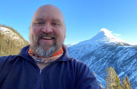 Patrick Glavin er rektor på Ramberg skole.