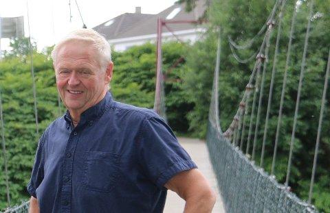 SMITTEØKNING: Ordfører Jan Kristensen frykter at flere lyngdøler vil få konstgatert smitte etter hvert som de tester seg.