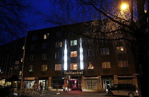 BEHOLDER: Parkteatret skal fortsatt hete Parkteatret, selv om fellesbenevnelsen på de to arenaene blir Moss kulturhus.