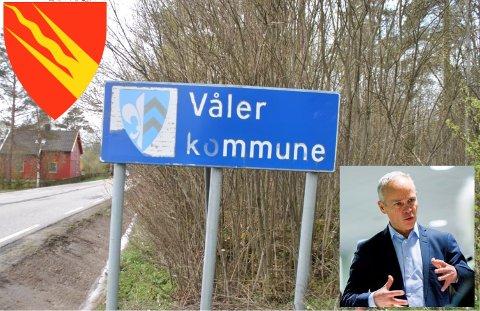 Østfold fylke og kommuner som Våler er av truede arter med en kommunalminister som måler egen suksess i hvor mange regional- og lokaldemokratiske enheter han kan bli kvitt