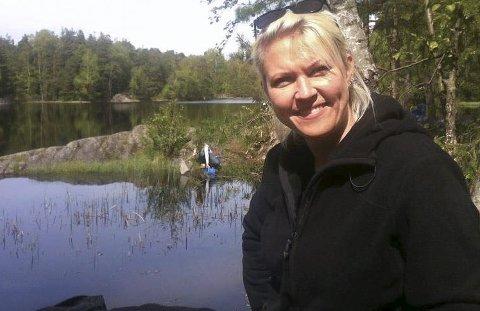 DAGENS NAVN: Anni Skipstein (46), Moss. Folkehelse- analytiker i Østfoldhelsa .Gift, to barn.