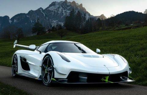 """I mars får vi trolig se konseptbilen """"Mission 500"""" – som bygger videre på denne modellen."""