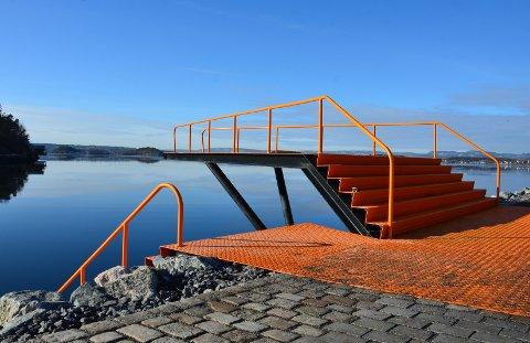 NOMINERT: Bekkelagsbadet var blant de 13 nominerte til å vinne Oslo bys arkitekturpris 2020.
