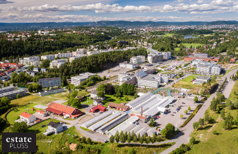 NRK skal flytte, Skullerud ville vært helt perfekt beliggenhet.