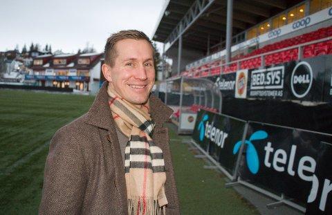 ROLIG: Morten Gamst Pedersen (38) har opplevd det meste på fotballbanen, og er avslappet foran de to skjebnekampene som gjenstår for TIL i eliteserien.