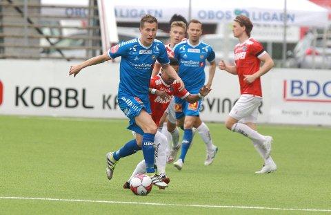 Morten Gamst Pedersen og TIL var det førende laget i store deler av torsdagens cupkamp, uten at det ga scoring. Dermed er årets cupeventyr over for Gutan.