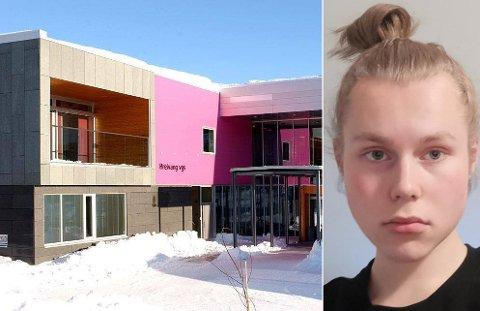 VIL STREIKE: Elevrådsleder Ole Dolmseth og flere elever ved Breivang skole vil streike i morgen for bidra til å minske faren for smittespredning. De vil heller ha hjemmeundervisning.