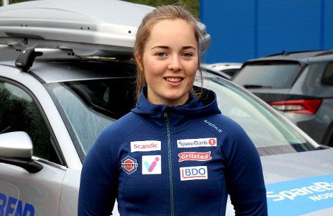 NEDTUR: Med VM og en internasjonal sesong i sikte flyttet Vilde Nilsen til Lillehammer. Nå avlyses og utsettes det meste, og det blir bare nasjonale renn denne vinteren.