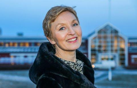 – HELDIG: Randi Østhus takker mange, og sin egen fysiske form, for at hun gjennomførte halvmaraton på under to timer nesten på dagen etter at hun fikk den tøffe kreftdiagnosen.