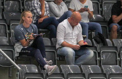 SKADET: Mari Finstad Bergum skadet seg i helga og går glipp av VM.