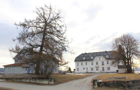 GJORT SITT: Lokalene som huser Gjøvik kunst- og kulturskole på Hunn, vil i løpet av året tømmes for både elever og lærere.