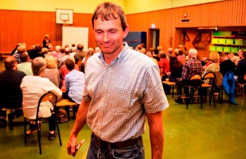 KULMINERTE: Kommunegrensedebatten i Nordlia ble lagt død etter et folkemøte på Nordli skole for to år siden. Kommende tirsdag er den gangs aksjonsleder, nå FAU-leder, Tomm Døsen vert for paneldebatt om utviklingen i Nordlia.
