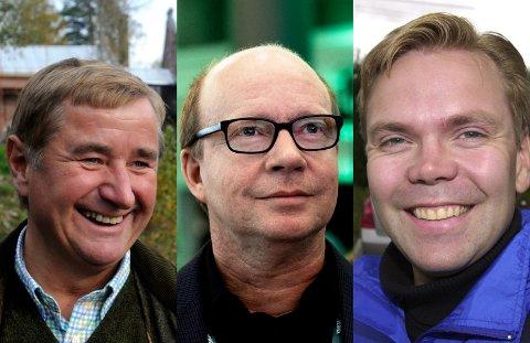 VALGKAMPSTØTTE: Christen Sveaas har gitt totalt 5 millioner kroner til Høyre, FrP og KrF. Kjetil Kjenseth (V) har gitt 11.000 kroner til Venstre, og Audun Blegen (H) har gitt 20.000 til Høyre.