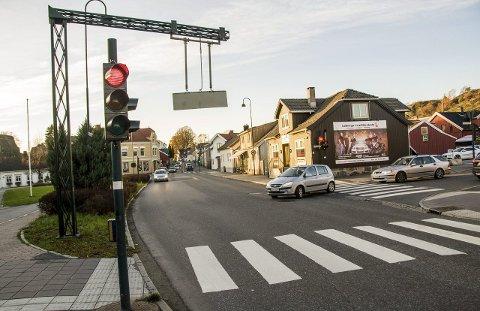 Firefelt: Alternativet «Firefelts gate» vil innebære at noe av bebyggelsen på Torstrand må rives. – Vi ser ikke på dette som det beste alternativet, men ønsker likevel å utrede, sier prosjektleder Eva Preede i Statens vegvesen. Arkivfoto: Lasse Nordheim