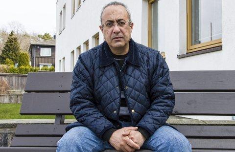 Blir syk av å vente: Mohannad Barakat er blitt deprimert av å vente på familiegjenforening uten å  få vite hvor lang tid det tar. Han har allerede ventet nesten et år over UDIs vanlige saksbehandlingstid. Foto: Kjersti Bache