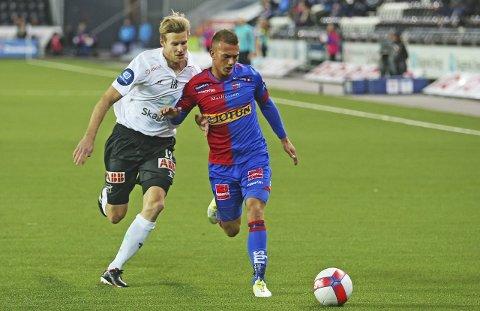 OVERGANG: Kristoffer Normann Hansen er klar for ny klubb. (Arkivfoto)