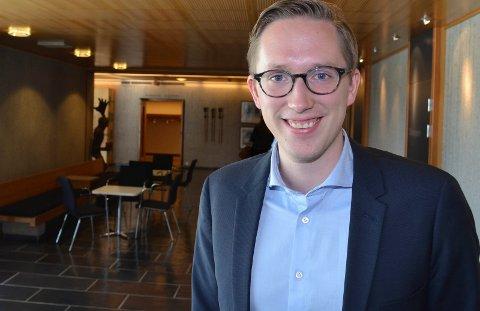 Kristian Tonning Riise (Foto: Bjørn-Frode Løvlund)