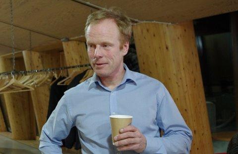 FÅR MOTBØR: - Jeg har gjort det jeg kan gjøre for dagligvarehandel på Steimosletta, sier Bjørn Dæhlie.