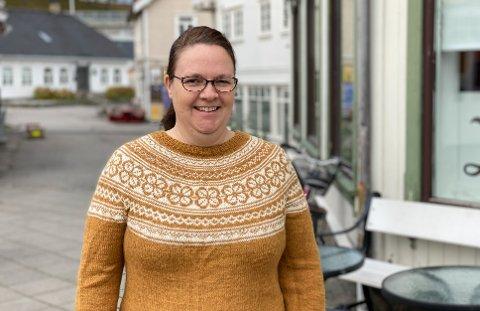 SATSER: Ellen Bjørnvald (46) fra Froste i Vest-Bamble satser på hobbyen gjennom 20 år.