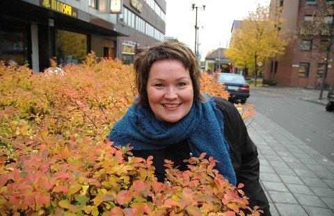 Anita Sollie fra Rana er på 3. plass på lista, og med det høyest av kandidatene fra Nord-Helgeland.