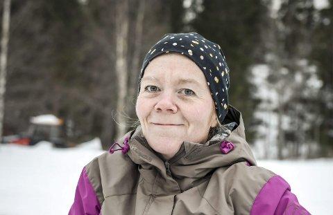 Lena Myrheim fortalte sin historie til Rana Blad tidligere i vinter.