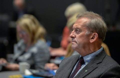 Etter de siste par dagers utvikling, mener Johan Petter Røssvoll (Sp) at flyplassen er et skritt nærmere.