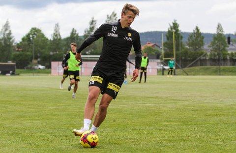 Kom ikke med: Mange i Ringsaker hadde håp om at Thomas Lehne Olsen kunne få plass på landslaget.