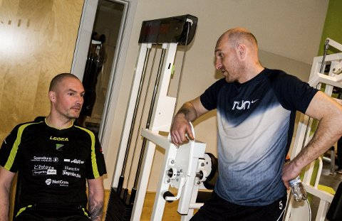 Frode Lafton og Erik «Panzer» Hagen bør være to ressurspersoner for HBK i framtiden. I tillegg finnes det en rekke tidligere HBK-spillere som kan bidra til å gjøre tilværelsen lys for Hønefoss Ballklubb etter nedrykket fra 1. divisjon.