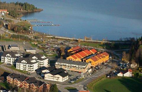 Vinmonpolet ønsker å åpne et utsalg på Vik i Hole kommune.