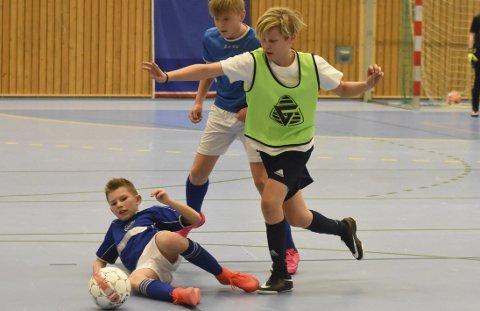 Klart for cup: Kommende helg går startskuddet for JIFs julecup i fotball. Cupen går over to helger. Lag fra 6 til 16 år spiller førstkommende helg, mens junior- og seniorklassene avvikles helgen etter.