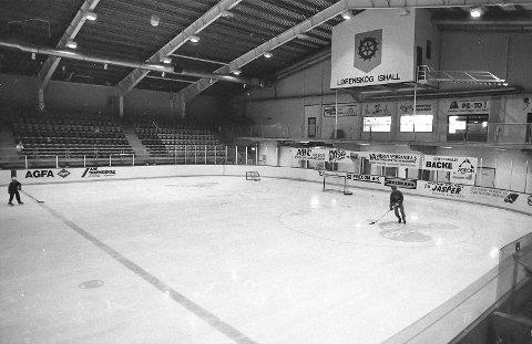 SLUTT MED TOPP-HOCKEY: Lørenskog ishockeyklubb er ikke innvilget eliteserielisens for neste sesong. Hvis ikke anken går gjennom, må klubben starte i 2. divisjon.