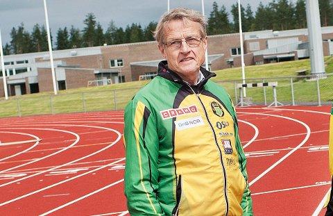 I SORG: Leder for Ull/Kisa friidrett, Ivar Egeberg, sier både han og resten av klubben er sterkt preget av dødsfallet til Ida Eide.