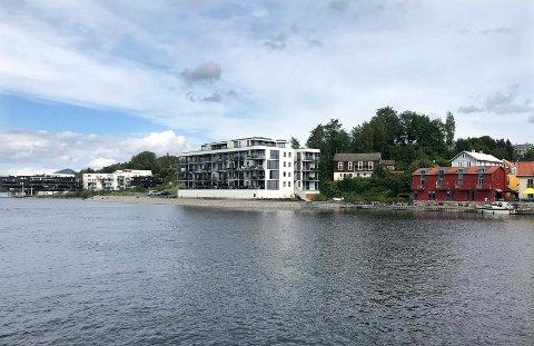 VED ELVA: Eidsvoll kommune vil legge til rette for boliger og rekreasjonsområder langs Vorma.