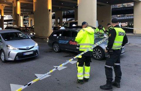 KONTROLLERTE: Flere etater gjennomførte onsdag denne uka kontroller av taxiene i Oslo og på Romerike. Resultatet lokalt er dyster lesning.