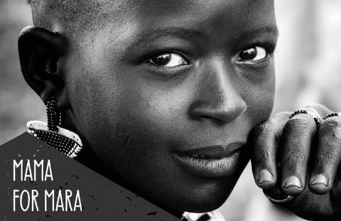 VELDEDIGHET: «Mama for Mara» samler inn penger til utdanning for jenter i Kenya. Pressefoto