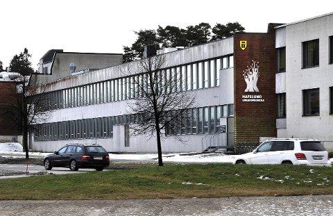 FLYTTER ELEVER: Flertallet i Plan- og økonomiutvalget gikk torsdag for rådmannens forslag om å flytte noen elever fra Varteig til Hafslund ungdomsskole.