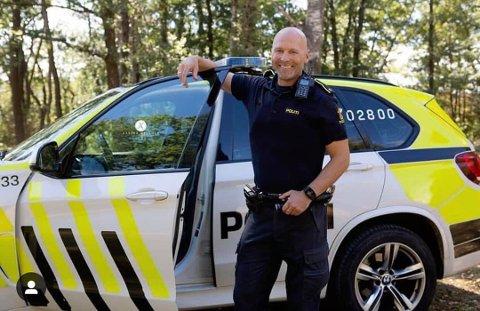 SA OPP: Per Eftang kjenner helt inn i ryggmargen at han er politi. Allikevel sa han opp stillingen sin da han var 45 år.