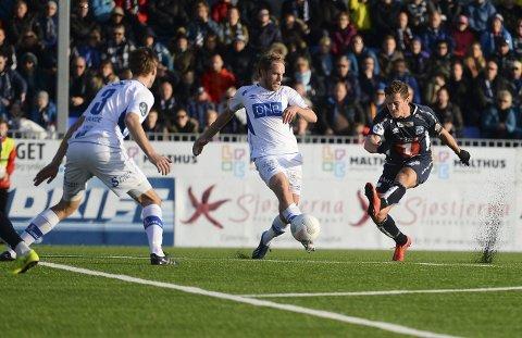 KBK - Ranheim 1-0. Foto: Trygve Strand Joakimsen