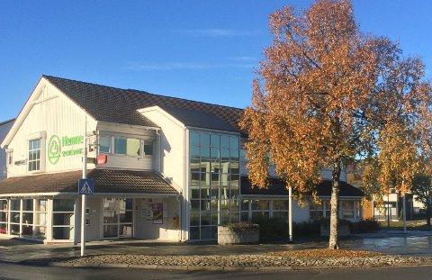 Hemne sparebank har hovedkontor på Kyrksæterøra.
