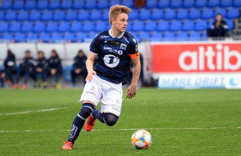 Elias Flø og KBK 2 tapte mot Tomrefjord.