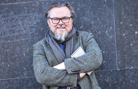 Tommy Fossum blir redaktør i Driva.