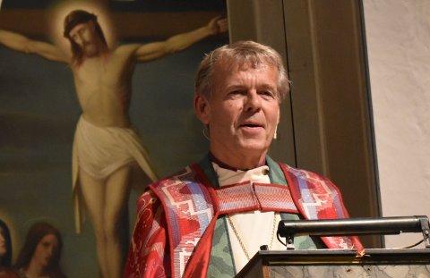 SÅRBARHET: Per Arne Dahl sluttet i fjor som biskop i Tunsberg. Onsdag er han tilbake og snakker om sårbarhet i Tønsberg.