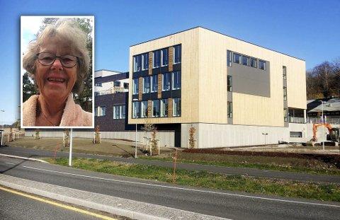 Marianne Juell Skaug er svært fornøyd med måten hun ble tatt i mot på under besøket hos legevakten i Tønsberg.